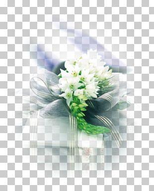 Floral Design Desktop Cut Flowers Gift PNG