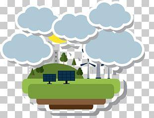 Solar Power Renewable Energy PNG