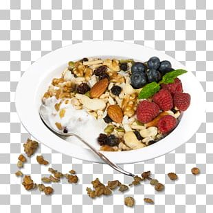 Muesli Breakfast Cereal Superfood Gluten-free Diet PNG