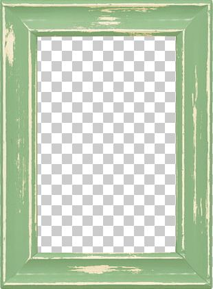 Frame Green Vintage Clothing PNG