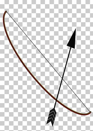 Bow And Arrow Archery PNG