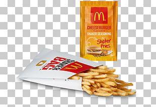 McDonald's Cheeseburger French Fries McDonald's Big Mac Hamburger PNG