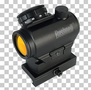 Red Dot Sight Bushnell Corporation Telescopic Sight Optics PNG