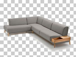 Sofa Bed Chaise Longue Couch Lounge Armrest PNG