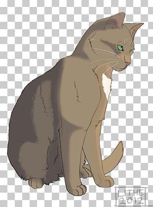 Cat Bluestar Warriors Thrushpelt Oakheart PNG