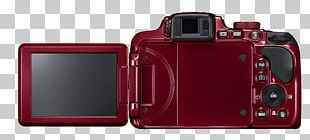 Camera Photography Nikon Zoom Lens Digital Data PNG