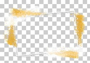 Material Yellow Pattern PNG