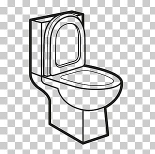 Toilet & Bidet Seats Bathroom Plumbing Fixtures PNG