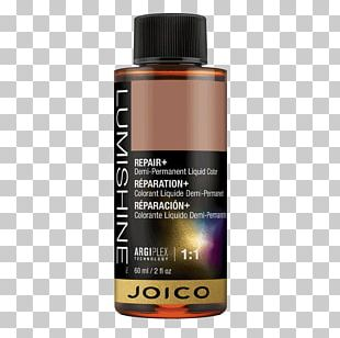 Hair Coloring Human Hair Color Liquid Joico K-PAK Color Therapy Luster Lock PNG