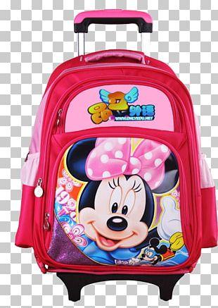 Bag Backpack Pink Satchel PNG