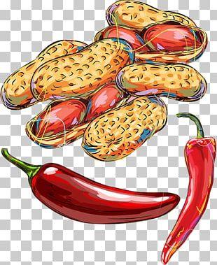 Chili Pepper Food Bell Pepper Fruit Paprika PNG