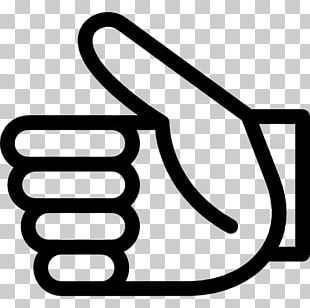 Gesture Computer Icons Thumb Signal PNG