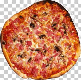 California-style Pizza Sicilian Pizza Vegetarian Cuisine Tarte Flambée PNG