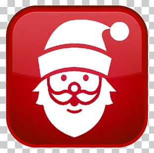 Santa Claus Computer Icons Social Media Christmas Mrs. Claus PNG