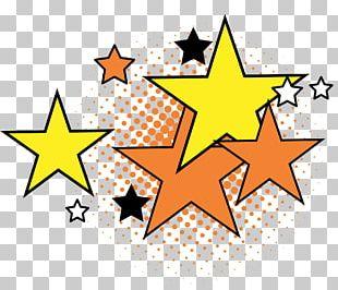 Stars: Decorative Patterns PNG