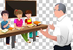 Student Classroom Teacher Professor PNG