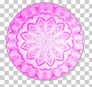Mandala Sacred Geometry Art Painting PNG