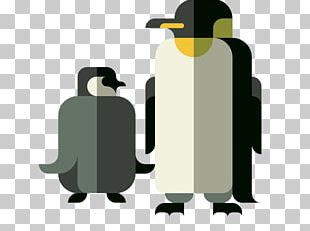Penguin Graphic Design Drawing Illustration PNG