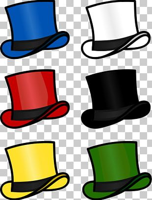 Six Thinking Hats Top Hat Creativity PNG
