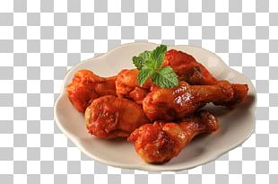 Barbecue Chicken Red Cooking Chicken Meat Food PNG