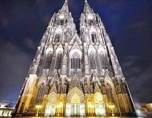Cologne Cathedral Gothic Architecture Church Catholicism PNG