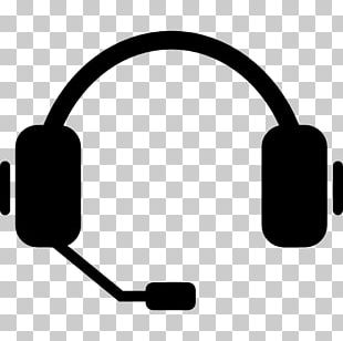 Headphones Headset Computer Icons Microphone Call Centre PNG