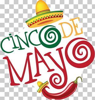 Celebrate Cinco De Mayo Illustration Drawing PNG