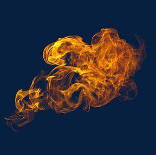 Dancing Flames Flame Shape PNG