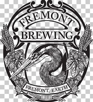 Fremont Brewing Company Beer Logo India Pale Ale Brewery PNG