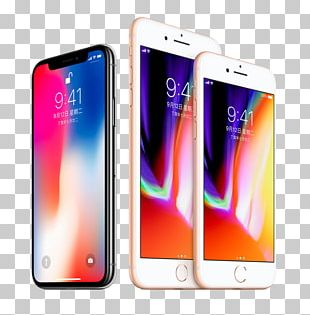 IPhone 8 IPhone X IPhone 4 Smartphone T-Mobile PNG