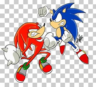 Sonic & Knuckles Sonic The Hedgehog 3 Sonic 3 & Knuckles Knuckles The Echidna PNG