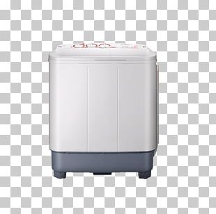 Washing Machine Midea Small Appliance Laundry Major Appliance PNG