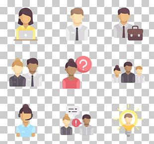 Computer Icons Business Human Resources Interview PNG