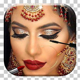 Make-up Artist Bride Cosmetics Fashion Beauty Parlour PNG