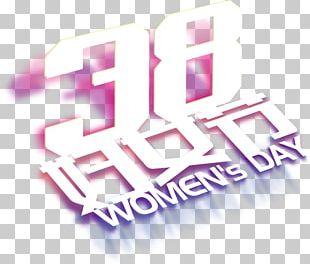 Poster International Womens Day Woman Logo PNG