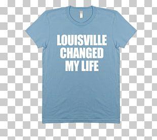 T-shirt Louisville Hoodie Sleeve Clothing PNG