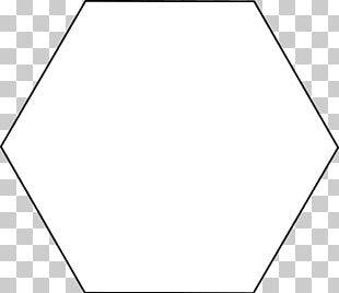 Hexagon Fractal Symmetry Angle Pattern PNG