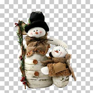 Snowman Christmas Winter Facebook PNG