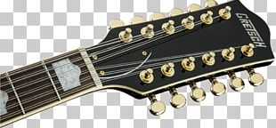 Twelve-string Guitar Musical Instruments Electric Guitar String Instruments PNG