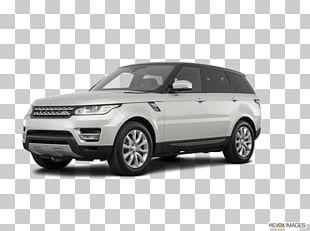 2018 Land Rover Range Rover Sport 2017 Land Rover Discovery Range Rover Evoque Car PNG