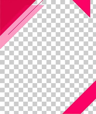Triangle Pink Computer File PNG