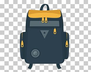 Backpack Bag Travel Icon PNG