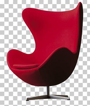 Egg Bauhaus Chair Swan Furniture PNG