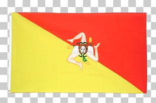 Regions Of Italy Flag Of Sicily Flag Of Sicily Fahne PNG
