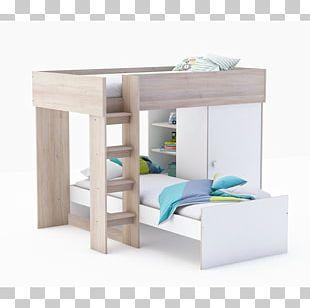 Bunk Bed Furniture Bedroom PNG