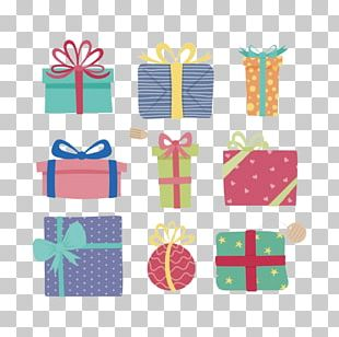 Gift Paper Drawing Dessin Animxe9 PNG