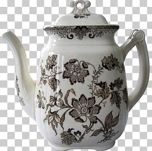 Teapot Kettle Ceramic Pottery PNG