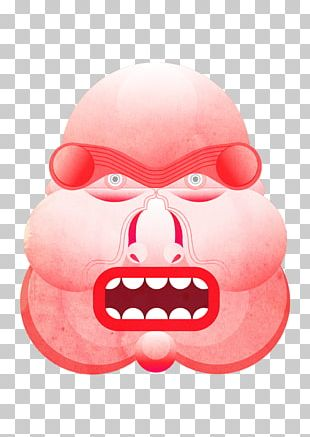 Snout RED.M PNG