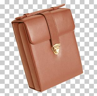 Earring Casket Leather Jewellery Box PNG