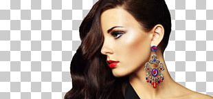 Earring Beauty Parlour Hairstyle Cosmetics Spa PNG